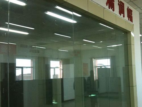 青海德令哈中波台屏蔽玻璃